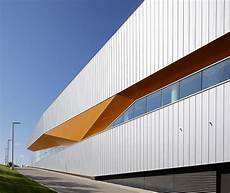 Vicwest Steel Metal Cladding For Commercial Buildings
