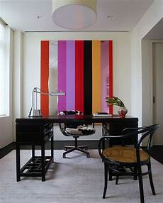 10 striped home office accent wall ideas inspirations