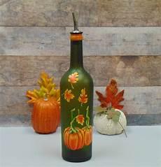 basteln mit flaschen herbstdeko mit flaschen basteln leere flaschen