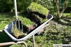 Rasen Entfernen 7 Wege Um Die Alte Grassode Abzutragen