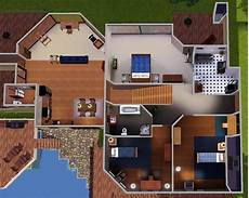 cool house plans for sims 3 14 best simple cool sims 3 houses ideas building plans