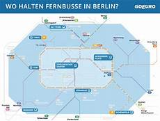 Flixbus Rostock Berlin - infografik alle fernbushaltestellen in berlin inberlin