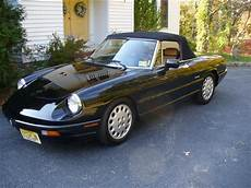 vehicle repair manual 1993 alfa romeo spider instrument cluster 1993 alfa romeo spider veloce convertible 2 0l hardtop low miles for sale photos technical