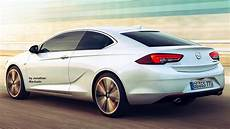 Photoshop New 2017 Opel Insignia Coupe New Opel Monza