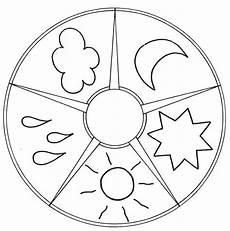 Kinder Malvorlagen Mandala Kostenlose Malvorlage Mandalas Mandala Himmel Und Wetter