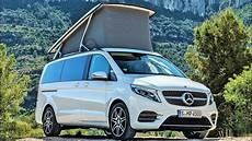 2019 Mercedes Marco Polo 300 D Luxurious Cer