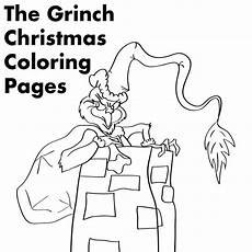 Grinch Malvorlagen Quotes Grinch Printable Coloring Pages Holidappy