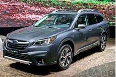2020 subaru outback photos with its 2020 outback subaru bets on turbo engines and