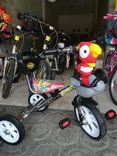 Jual Sepeda Roda 3 Family Chrome Di Lapak Hilmajaya Iipcell01