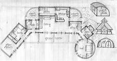 earthship floorplan earthship pinterest