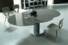 Giro Table Design De Bontempi Casa En M 233 Tal Avec Plateau