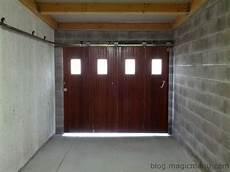 porte de garage coulissante bois porte de garage coulissante