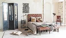 Vintage Industrial Furniture Designs Revive Bedroom Spaces