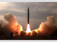 iran missile attack israel