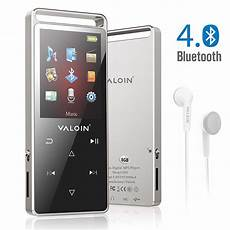 Bluetooth Lossless Player Audio by Mp3 Player With Bluetooth 4 0 8g Lossless Sound