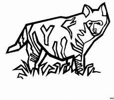 Ausmalbilder Gemusterte Tiere Gemusterte Katze Ausmalbild Malvorlage Tiere