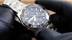 tag bei bild tag heuer aquaracer 300m chronograph cay211a ba0927