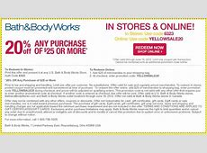 Bath And Body Works Coupon Code,Bath & Body Works Coupons, Promo Codes & Deals 2020,Bath and body promo codes 2020|2020-07-19