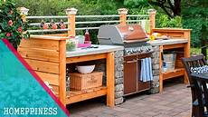 Simple Outdoor Kitchen new design 2017 25 simple outdoor kitchen ideas you