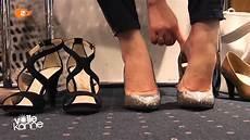 high bilder gut zu fu 223 trotz hohem absatz pumps high heels peeptoes stilettos volle kanne zdf