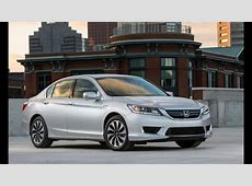 The New Honda Accord EX L 2016   Review and Interior