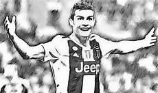 Fussball Ausmalbilder Ronaldo Malvorlagen Uefa Chions League 2019 Cristiano Ronaldo