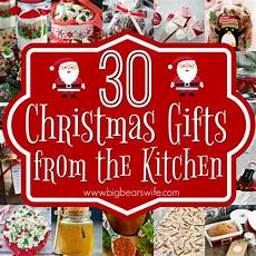 Kitchen Gift Ideas 30 by 30 Gifts From The Kitchen Big S