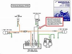 1988 honda shadow vt1100 turning signal wiring diagram 1988 honda shadow vt1100 turning signal wiring diagram 2007 honda shadow 600 rays