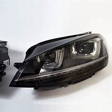 golf 7 r scheinwerfer golf 7 r scheinwerfer nachr 252 sten original volkswagen dynamic light assist