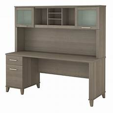 bush home office furniture bush furniture somerset 72w office desk with hutch in