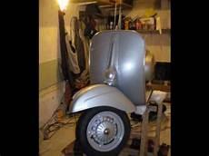 restauro vespa 125 nuova 1966 youtube