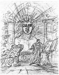 Wagner Illustration 187 187 Auf - file faust und erdgeist illustration goethe jpg