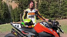 Pikes Peak 2018 - chris fillmore s 2018 ktm 790 duke pikes peak racebike