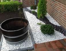 terrasse anlegen untergrund eine terrasse mit kies anlegen untergrund gartengestaltung