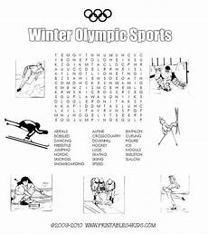 winter olympics esl worksheets 19995 winter olympic sports printable word search printables for free word search puzzles