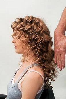 locken selber machen haarfrisuren zum selber machen