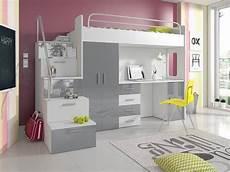 Doppelstockbett Stockbett Bett Etagenbett Mit Schreibtisch