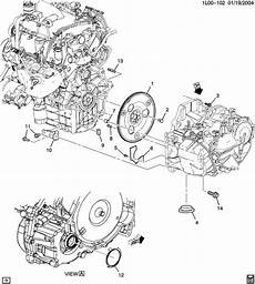 2011 chevy equinox engine diagram 10414261 chevrolet bolt front and rear wheel rear axle shaft bearing transmission mount