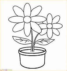 Paling Populer 30 Gambar Bunga Belum Diwarnai 100 Gambar