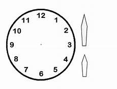 Malvorlage Uhr Lernen Uhr Basteln Dansenfeesten
