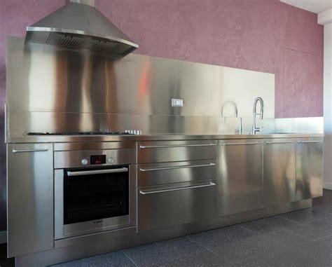 Cucine Inox Domestiche