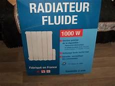 Troc Echange Radiateur Fluide 1000 W Neuf Classe Ii Ip24