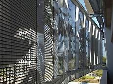perforated metal sheet for facade cladding aluminum alexandria parking structure zahner