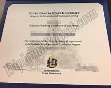 how to gain south dakota state university fake degree