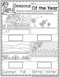season worksheets for kindergarten 14894 four seasons activity placemat other unit ideas grundschule schule englisch