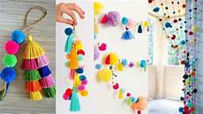10 awesome diy room decor handmadethings with woolen