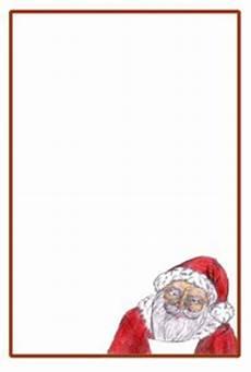 nikolaus weihnachtsbrief vorlage brief vom weihnachtsmann