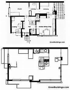 schroder house plan gerrit rietveld maison schroder plan kunst pinterest