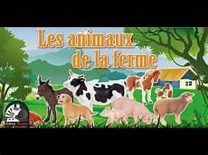 animaux de la ferme d 233 couvre les animaux de la ferme jeu 233 ducatif pour