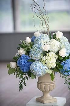 Blue Flowers For Wedding Centerpieces